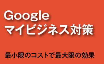 Googleマイビジネス対策